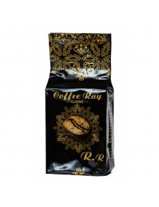 Арабский  кофе Coffee Ray Classic молотый темной обжарки с кардамоном  200 гр.