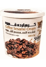 Кунжутный крем с кофе Shirreza 400 г