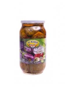 Баклажаны фаршированные в масле с грецкими орехами Макдус AL RABIH 950 гр. Ливан