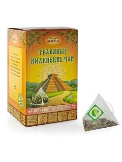 """Травяной чай """"Мексиканское утро"""" - фиточай в пирамидках"""
