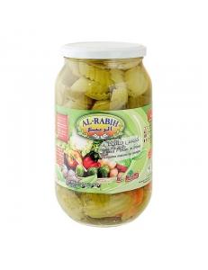 Овощное ассорти маринованное  AL RABIH Ливан
