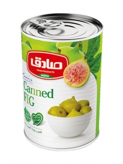 Компот из инжира  Canned Fig 350 гр. Sadegh