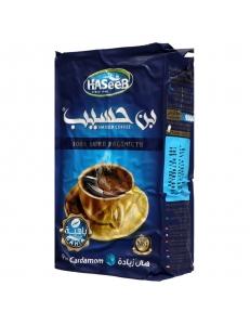Арабский кофе с кардамоном Plus Cardamon Haseeb / Плюс Кардамон Хасиб, 500 гр. Сирия