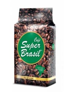 Арабский кофе Super Brasil молотый c кардамоном , 240 г. , Ливан