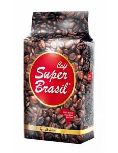Арабский кофе Super Brasil молотый без кардамона , 200 г. , Ливан