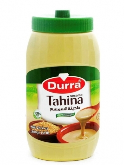Тахина (кунжутная паста) Durra, Иордания 800 гр.