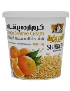 Кунжутный крем с апельсином, Shirreza, 400 г