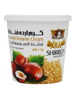 Кунжутный крем с фундуком, Shirreza, 400 г