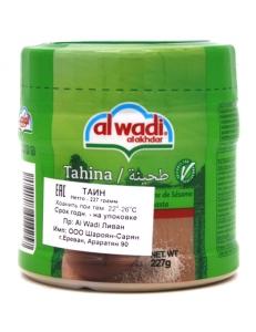 Кунжутная паста тахини, Al Wadi, Ливан 227 гр.