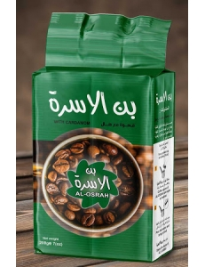 Кофе молотый с кардамоном AL-OSRAH Турция , 200 гр.