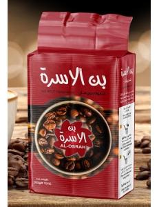 Кофе молотый без кардамона AL-OSRAH Турция , 200 гр.