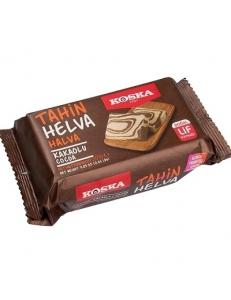 Кунжутная халва с какао Tahin Helva KOSKA 500 гр