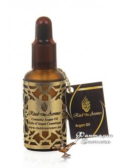 Косметическое масло арганы 50 мл.  Riad Des Aromes Марокко