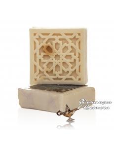 Натуральное аргановое мыло с мятой Riad des Aromes