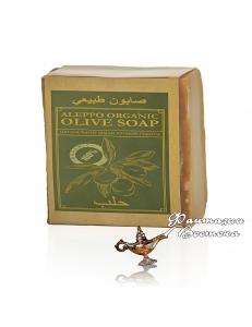 Натуральное оливковое алеппское мыло ручной работы Алеппо / Aleppo organic Olive Soap