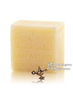 """Традиционное арабское мыло нежно очищающее TAYAR """"Летающий""""  с арабскими сливками East Nights"""