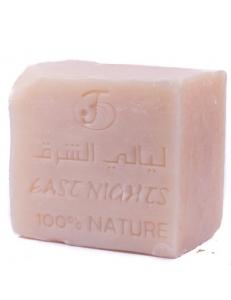 """Органическое мыло  с цельным верблюжьим молоком и шиповником финикийским JAWAHIRI """"Носящий драгоценность"""" East Nights"""