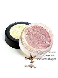 Минеральные тени-светло розовая пастель блеск пирит «Волшебная сказка» East Nights