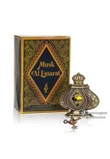 Арабские масляные духи Musk Al Emarat Khalis Perfumes
