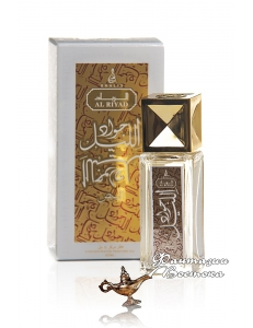 Арабские масляные духи Jawad Al Layl White Khalis роллер 20 мл.