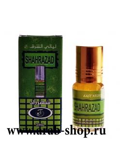 """Масляные духи SHAHRAZAD """"Шахерезада"""""""