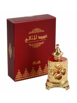 Арабские масляные духи Oudh Al Methali / Уд Аль-Метали Rasasi
