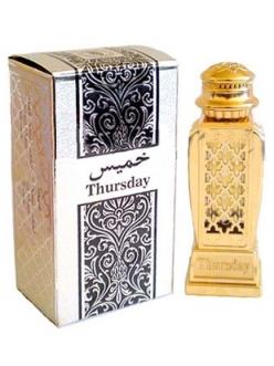 Арабские масляные духи Thursday / Четверг Al Haramain