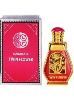 Арабские масляные духи Twin Flower / Цветок - Близнец Al Haramain