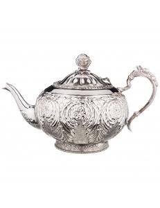 Чайник заварочный в восточном стиле латунь