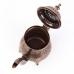 Сервировочный чайник в восточном стиле, бронза