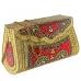 Клатч восточный ручной работы с мозаикой латунь