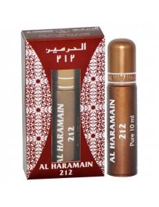 Арабские масляные духи 212  Al Haramain