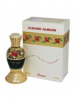 Пробник масляные духи Alward Almusk / Мускус АльВард Rasasi 1 мл.