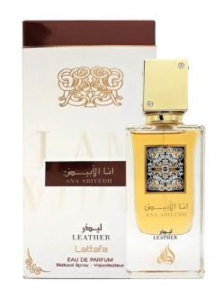 Арабские духи Ana Abiyedh Leather Lattafa спрей