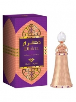 Пробник масляные духи Dhikra / Дикра Swiss Arabian 1 мл.