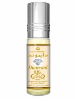 Арабские масляные духи DIAMOND / ДАЙМОНД AL REHAB