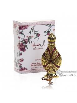 Пробник Арабские масляные духи LIL SABAYA LATTAFA 1 мл.