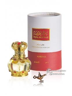 Пробник Арабские масляные духи TAJ AL AROOSAH AL-REHAB 1 мл.