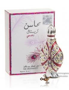 Арабские масляные духи Mahasin Crystal Violet / Махасин Кристалл Lattafa