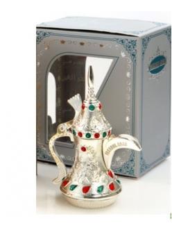 Пробник масляные духи Fakhrul Arab Silver 1 мл.