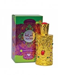 Пробник масляные духи Karima / Карима Swiss Arabian 1 мл.