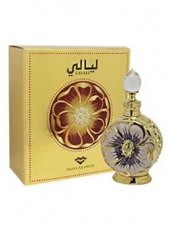 Пробник масляные духи Layali / Лаяли Swiss Arabian 1  мл.