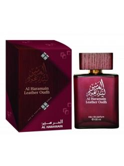Арабские духи  Leather Oudh Haramain 100 мл.