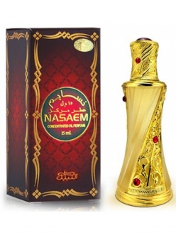 Пробник масляные духи Nasaem / Насаим Nabeel 1 мл.