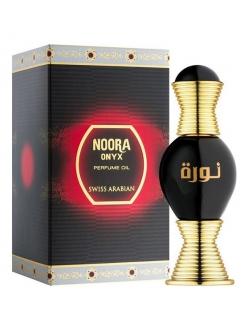 Арабские масляные духи Noora Onyx Swiss Arabian
