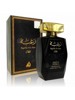 Арабские духи RAGHBA FOR MAN / РАГБА  LATTAFA спрей