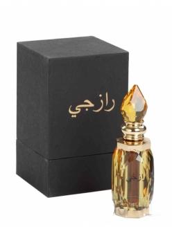 Пробник масляные духи Razji Crystal / Кристалл Раджи Syed Junaid Alam 0,5 мл.