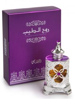 Пробник масляные духи Ruh al Teeb / Рух Аль-Тиб Rasasi 1 мл.