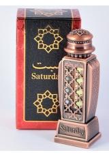 Пробник масляные духи Saturday / Суббота Al Haramain 1 мл.