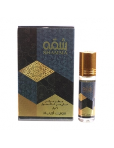 Арабские масляные духи Shamma Swiss Arabian 6 мл.